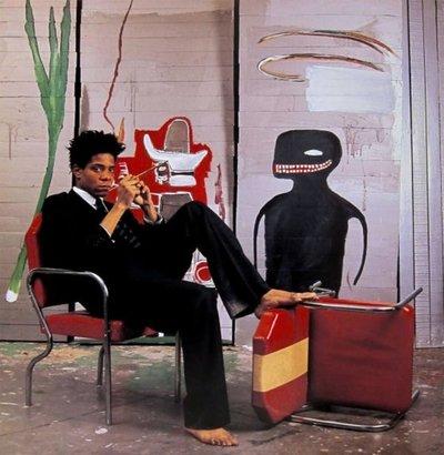Taschen lanza libro sobre obra de Basquiat