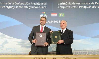 Nuevo puente con Brasil permitirá crecimiento de la maquila y del turismo de compras en el Este
