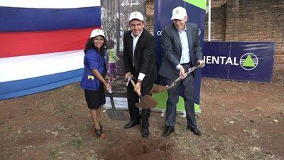 Banco financia nueva construcción de aulas