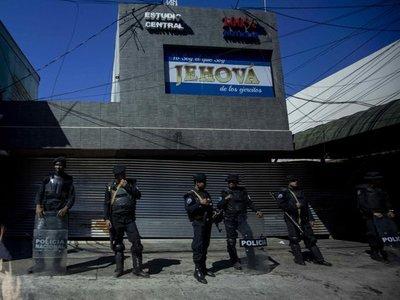 """SIP denuncia los """"graves atropellos"""" contra la prensa en Nicaragua"""