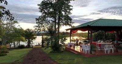 """Posada """"Jasy del Lago"""" ya recibe a visitantes en Hernandarias"""
