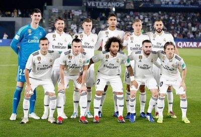 Real encabeza los ránkings UEFA