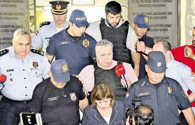 González Daher pasó Nochebuena con sus familiares en la Agrupación