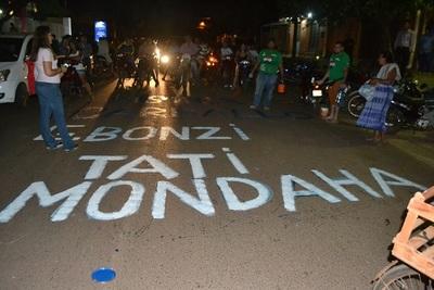 Intendente liberal de Concepción soporta más de 70 días de protestas