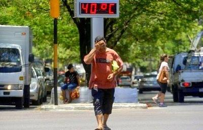 Calor y tiempo inestable pronostican para estos días