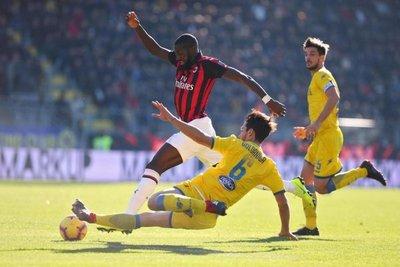 El Milan agudiza su crisis