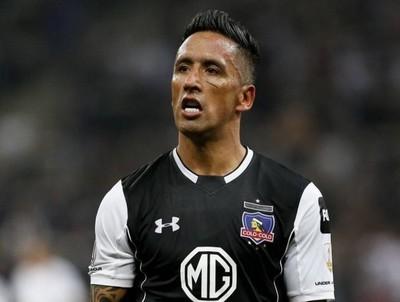 Lucas Barrios es la opción de Olimpia