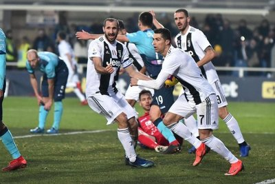 Juventus cede su segundo empate