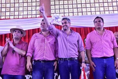 Probablemente Marito ya no vendrá a Misiones para cierre de campaña
