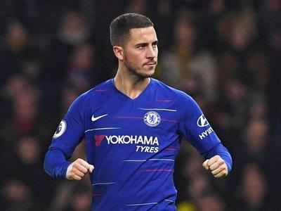 Hazard evita el tropiezo del Chelsea en Watford