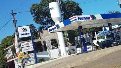 Petropar anunció baja de combustibles incluido gas domiciliario
