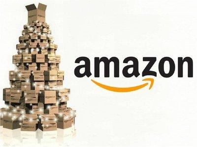 Amazon anuncia récord de ventas el día de Navidad