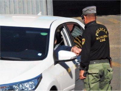 CDE: Abogados denuncian esquema de coimas de Dirección de  Tránsito