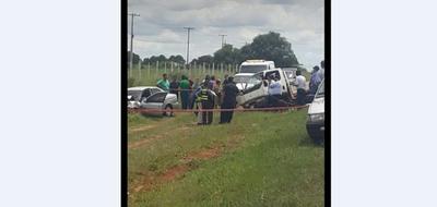 Accidente de tránsito deja un fallecido en Juan Manuel Frutos – Prensa 5