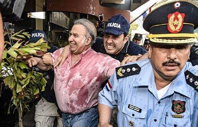 Otra vez quieren trabar audiencia para González Daher