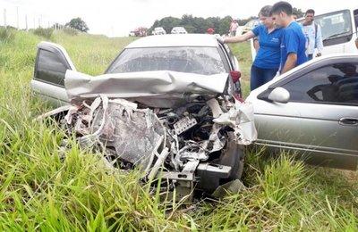Joven conductor murió en accidente sobre la Ruta 7