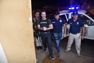 Farina fue extraditado al Brasil