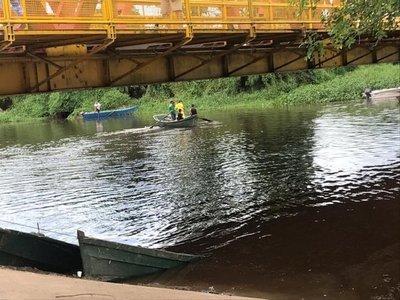 Hija de concepcionero cayó del puente de San Ignacio de Loyola