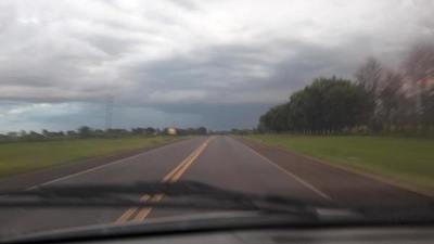 Lluvias y tormentas para hoy lunes