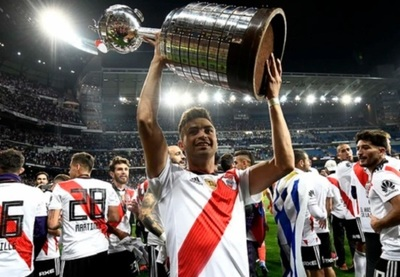 """Gonzalo """"Pity"""" Martínez es el Rey de América"""