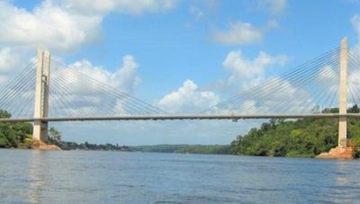 Capaco: construcción de dos nuevos puentes con Brasil son una apuesta al desarrollo
