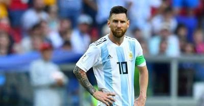 Leonel Messi plantea su vuelta con Argentina en la Copa América 2019