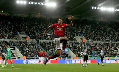El United sigue en racha