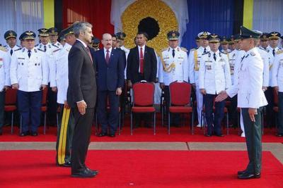 Jefe de Estado presidirá ceremonia de  inicio de actividades del CIMEFOR