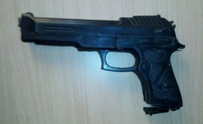 Imputados por intentar asaltar con arma falsa