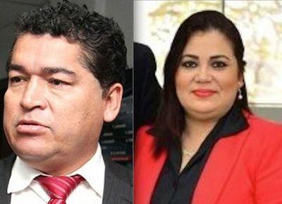 Ricardo Núñez y María del Carmen Benítez, a Conajzar