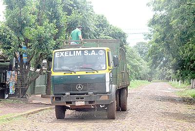 Exelim SA dejó en medio de basura a los franqueños durante fiestas de fin de año