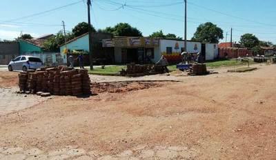 Después de pasar vergüenza, Municipalidad decide reparar calles desastrozas
