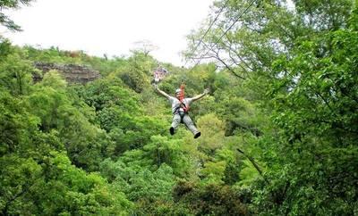 Eco reserva Mbatoví es declarada de interés departamental de Paraguarí