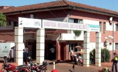 Sin cirugías programadas en el Hospital Regional por dos semanas