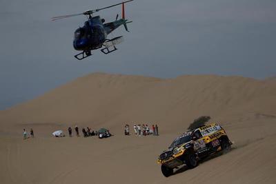 Arranca el Dakar más atípico, concentrado a diez días de dunas solo en Perú