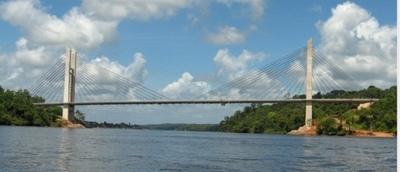 Segundo puente sobre el Paraná cuenta con área liberada para la construcción