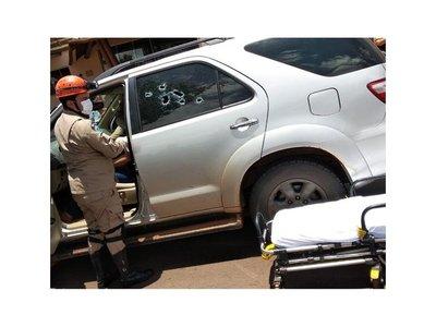 Asesinan a tiros a paraguaya en la frontera con Amambay