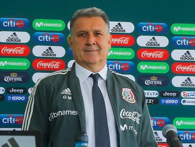 El Tata Martino ya es DT de la selección mexicana