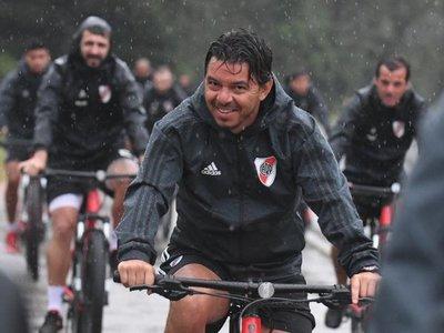 River Plate comenzó la pretemporada con Jorge Moreira