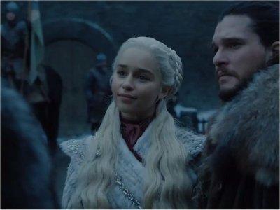"Sansa a Daenerys: ""Winterfell es suyo, su alteza"""
