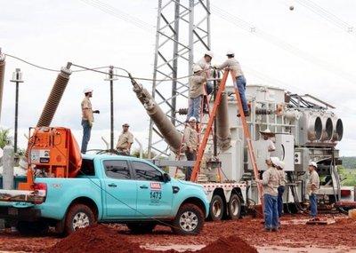La ANDE auditará el uso de dinero en LT 500 kV Yacyretá-Villa Hayes