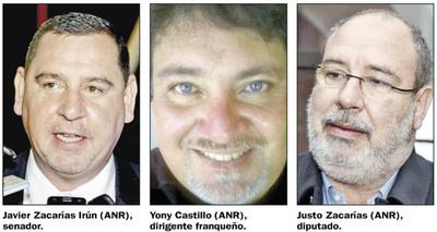 Dirigentes de Añetete rechazan unión con clan Zacarías Irún