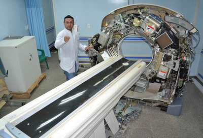 IPS está sin servicio de tomografía