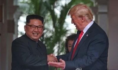 Kim viaja a China entre expectativas de una segunda cumbre con Trump