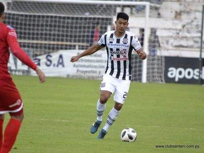 Luis Lezcano seguirá en Santaní