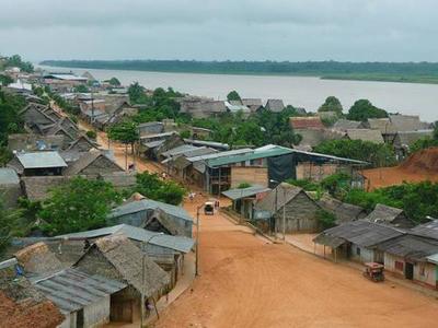 Un sismo de magnitud 6,3 sacude la Amazonía peruana