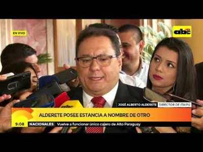 José Alderete: Vamos a tener dos mil becas