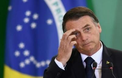 """""""No podemos errar"""" en materia económica, afirma Bolsonaro"""