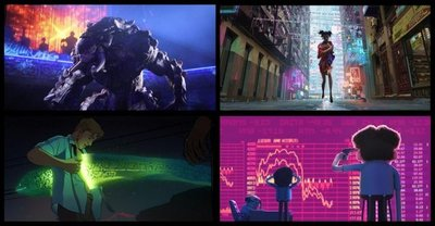 David Fincher y Tim Miller producirán serie de animación para Netflix