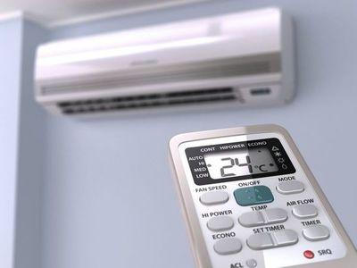 Usar el aire 8 horas diarias dará un gasto de G. 157.000 al mes